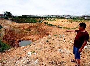 大连干旱造成部分中小河流断流