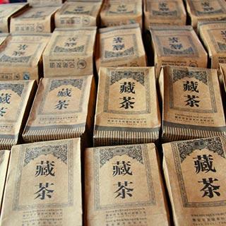 【非遗】茶马古道上传承千年的藏茶制作技艺