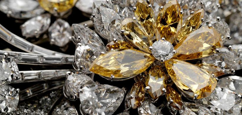 出街戴这几件珠宝 你也能拥有上东区名媛的光环
