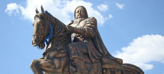 成吉思汗与呼伦贝尔的历史渊源(组图)