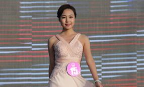 中国呼伦贝尔选手姜丽媛获得季军