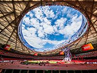 走進鳥巢 2015年北京國際田聯世界田徑錦標賽開賽在即