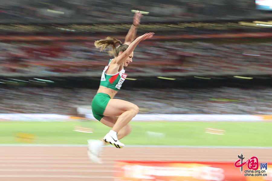 中国女子三级跳_哥伦比亚伊巴古恩女子三级跳夺魁[组图]_图片中国