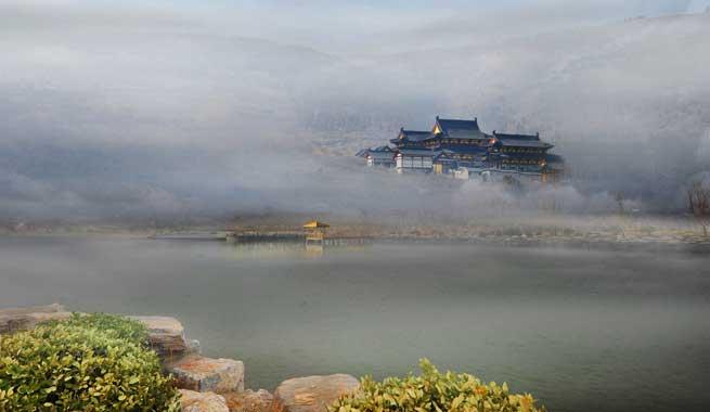 大洞山:徐州第一峰 百餘山頭峰峰有美景