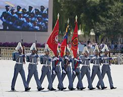 委内瑞拉军队代表队[组图]