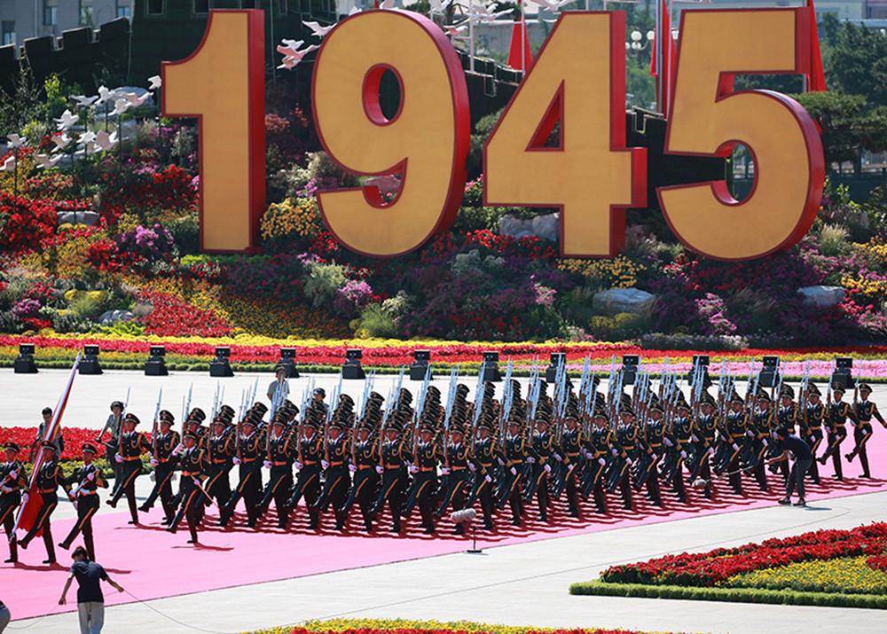抗战胜利70周年大阅兵全记录