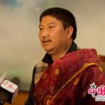 青海省海东市循化县藏文中学的老师南鹏