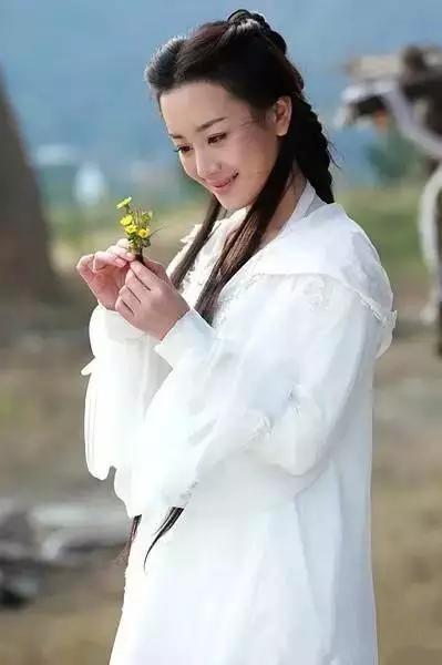 劉亦菲趙麗穎楊蓉鄭爽 13位古裝白衣仙女明星(圖)