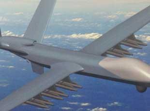 中國翼龍II無人機方案亮相 能挂12枚導彈