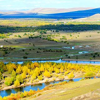 """内蒙古根河湿地:原生态的""""亚洲第一湿地""""[组图]"""