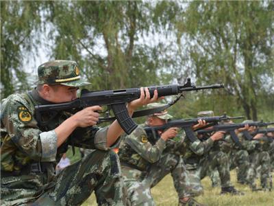 武警滁州支隊秋季大練兵!實彈射擊訓練夯實戰力