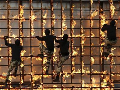 聖城麥加舉行閱兵式 為年度朝覲做準備