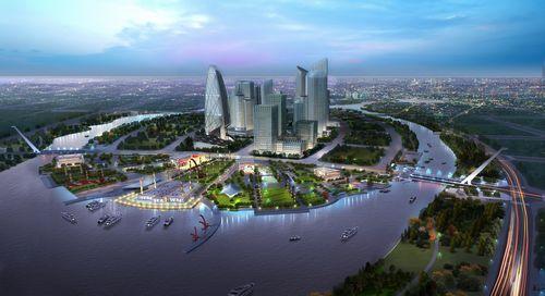 青岛高新区将建环保产业园 计划投资1.14亿