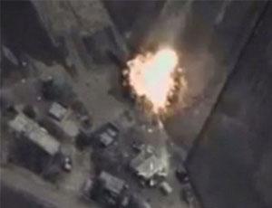 軍情24小時:俄軍空襲ISIS陣地視頻畫面曝光