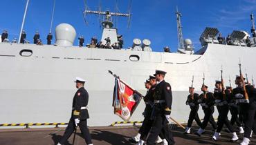 軍情24小時:中國海軍艦艇編隊首次訪問波蘭