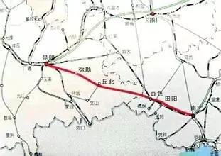 南宁至昆明高铁南百段全面启动联调联试工作 图图片