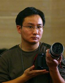 赵青 《中国青年报》主任编辑、摄影部副主任