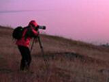 中国著名摄影家张北百里坝头摄影采风