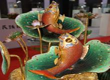走马文博会:传统工艺美术产品成亮点