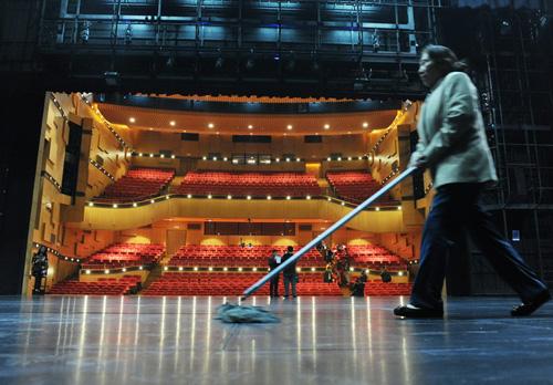 紧扣大剧场国际级音乐剧的主题