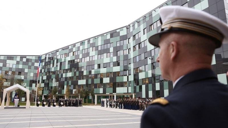 法国新国防大楼被称六角大楼 可抗导弹攻击