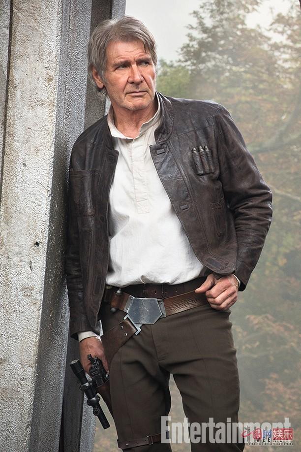 哈里森·福特谈《星球大战7》曝将拍《夺宝奇兵5》