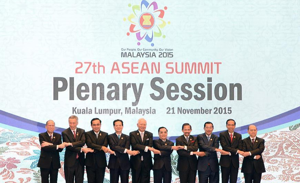 第27届东盟峰会在吉隆坡正式举行