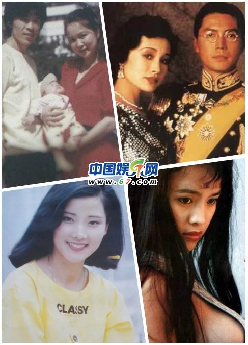 中老年美女明星背景:林凤娇曾当舞女 金星当母亲