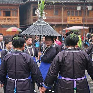 【非遗】侗族萨玛节 母系氏族社会的遗风