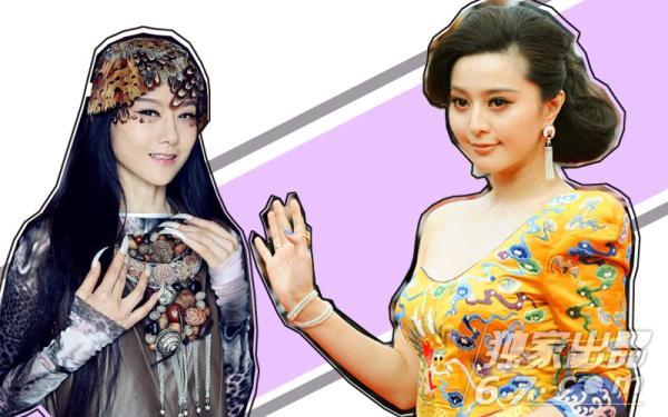 范冰冰杨丽萍惊艳了谁? 盘点给中国长脸的明星