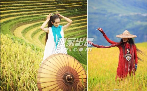 盘点给中国长脸的明星 范冰冰杨丽萍惊艳了谁?
