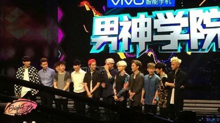 exo出道前换成员_EXO走进快乐大本营 成员出道前后惊人对比照公开[1]- 中国日报网