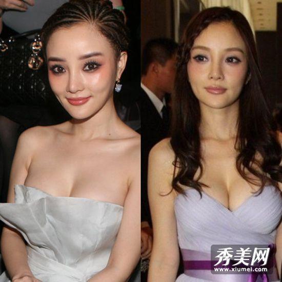 李小璐-上户彩产后复出 丰满胸部抢镜 内衣需定制