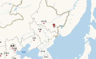 黑龙江牡丹江市林口县发生6.4级地震