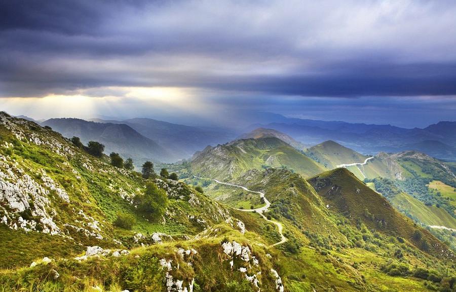 盘点全球绝佳荒野奇景