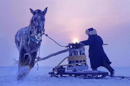 【非遗】查干湖冬捕 冰雪渔猎文化的遗存