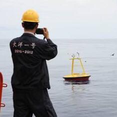 印度洋深海综合锚系浮标系统