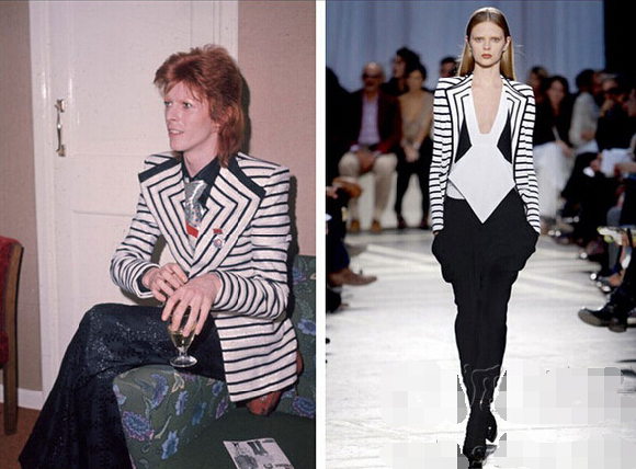 David还是时尚界icon!无数惊艳造型引领潮流