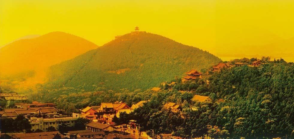 徐州雲龍區:漢代的三絕之地 如今的幸福之城(圖)