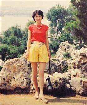 氧气美女:80年代一点都不过时的纯美瞬间