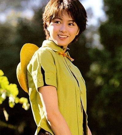 80年代香港美女无PS美照纯天然气质女星最强独特-美女清华集图片