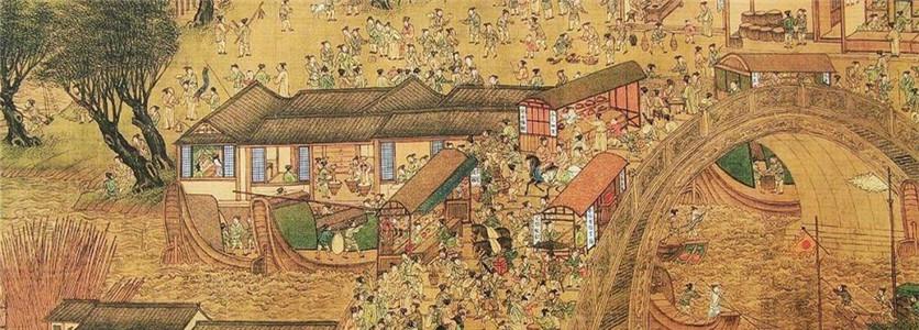 明朝:皇帝赐百官元宵 灯节进入鼎盛时期