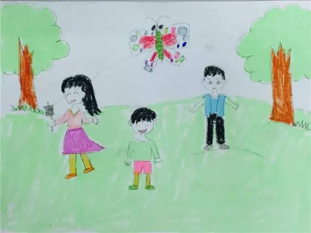 山東威海九歲娃要賣畫為媽媽籌錢看病[組圖]圖片