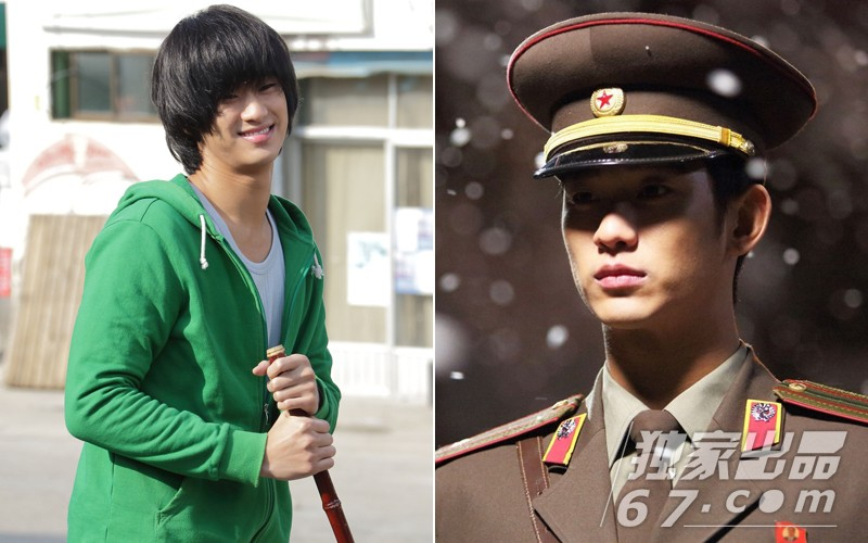 《伟大的隐藏者》北朝鲜间谍,五星组第三任组长元流焕,邦东九(金秀贤)