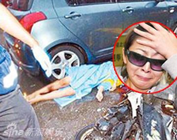 胡歌出车祸现场_张柏芝胡歌 盘点遭遇车祸身心受创的明星