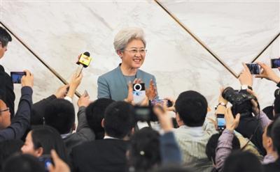 人大会议将举行15-16场记者会 回应媒体关切