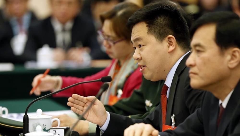 民以食为天 委员建言农业发展和食品安全