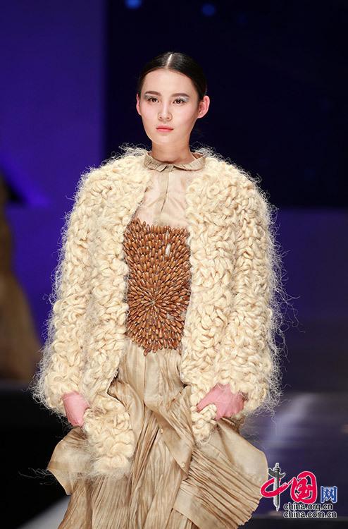 第24届中国国际青年设计师时装作品大赛决赛举行