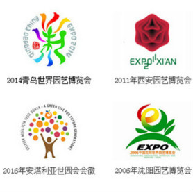 The List of Previous Horticultural Exhibitions