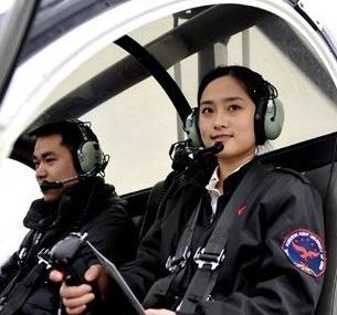 青岛百余人获私人飞机驾照